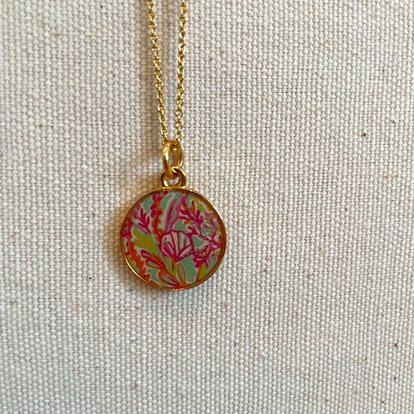 Never Worn - Lilly Pulitzer Necklace